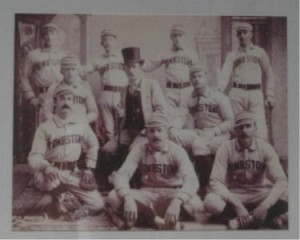 Tombstone Baseball Team