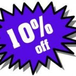 10% off Southeast Arizona Special