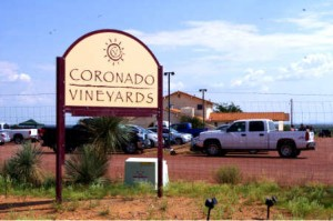 Coronado Winery Enterance
