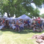 Willcox Wine Festival Picture a Cochise county October event.