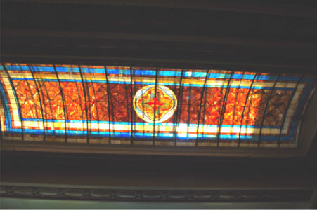 Stain Glass Ceiling Panel