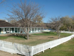 John Slaughter Ranch House