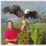 Kin and eagle picture