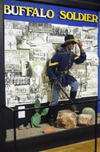 Buffalo Soldier Display Picture