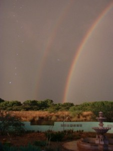 Double Rainbow picture