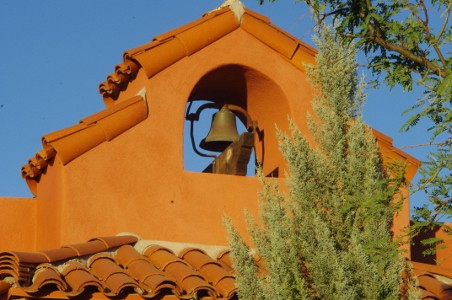 Bell in bell tower picture