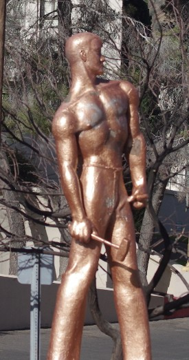 Bisbee Copperman Picture