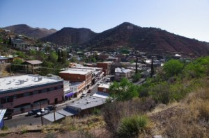 Bisbee Overlook Picture