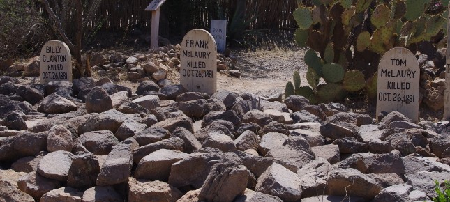 Boot Hill Graves