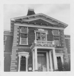 Tombstone Courthouse 1952 Picture