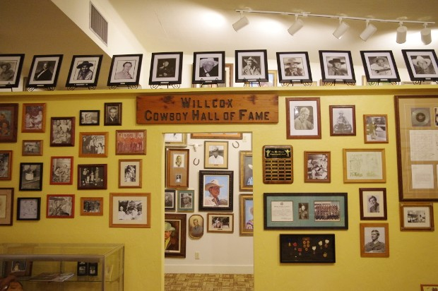 Rex Allen Museum Cowboy Hall of Fame Picture