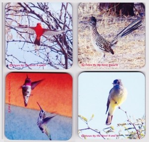 Migratory bird photography picture