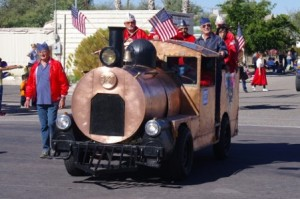 Southeastern Arizona October Event Parade Picture