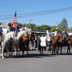 Pony Express Riders for Southeastern Arizona October Events.