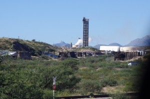 Apache Powder plant pictures