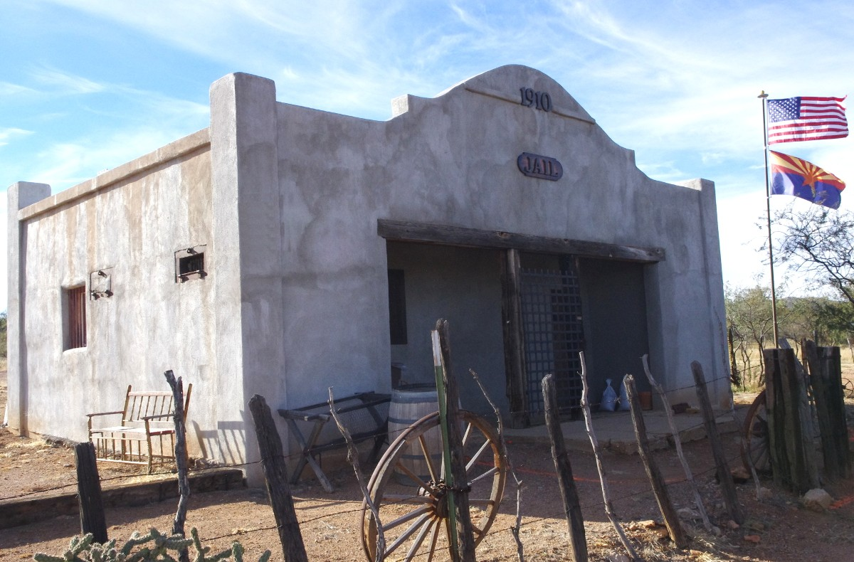 Cochise County Ruins - Photographing Yesteryear Down by the River