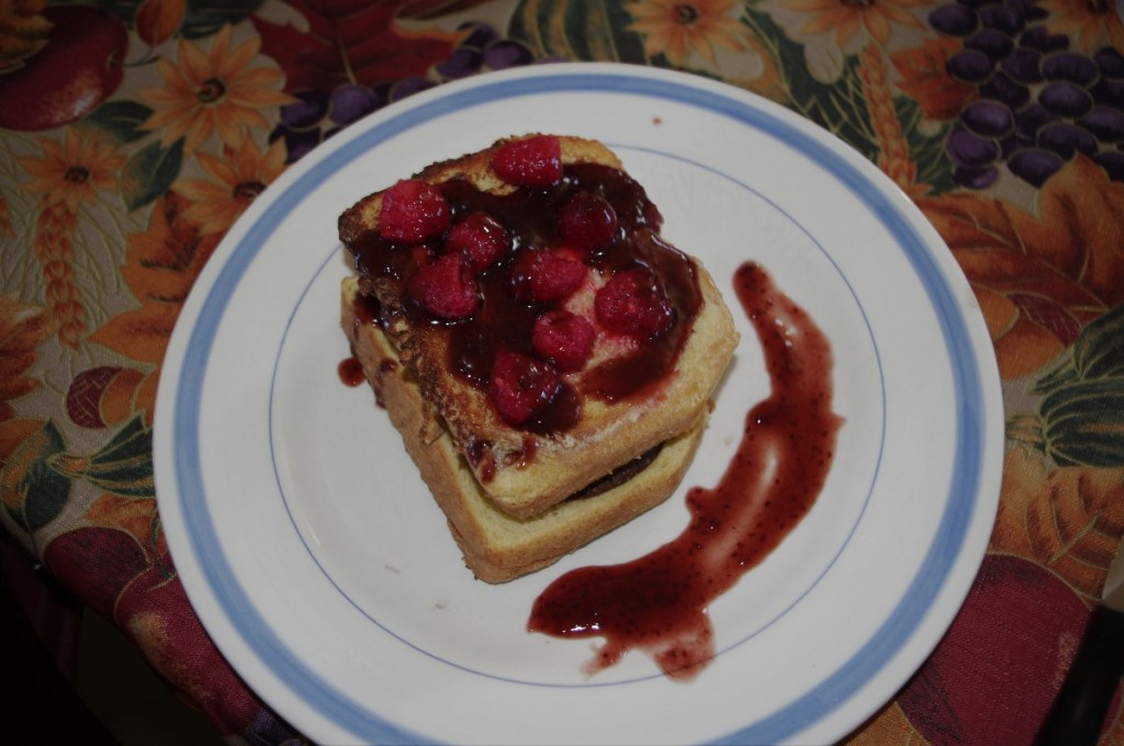 Monte Cristo French Toast picture