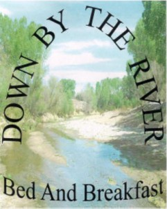 Down By The River Logo