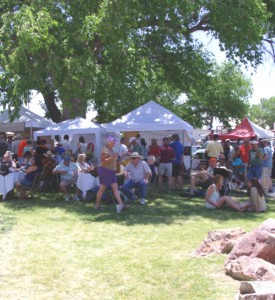 Willcox Wine Festival Picture